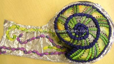 Coolest Ammonite Cakes