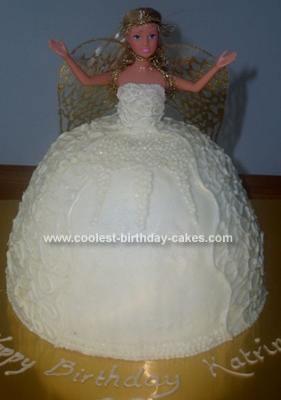 Admirable Coolest Angel Cake Birthday Cards Printable Nowaargucafe Filternl