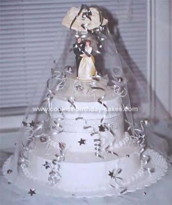 Coolest Anniversary Cake Design