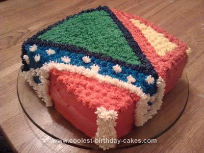 Coolest Avengers Theme Cake