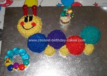 Homemade Baby Einstein First Birthday