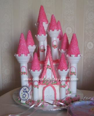 Coolest Barbie Princess Castle