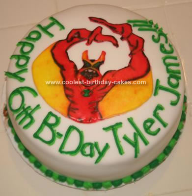 Peachy Coolest Ben 10 Alien Force Birthday Cake Funny Birthday Cards Online Elaedamsfinfo