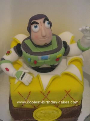 Homemade Buzz Cake