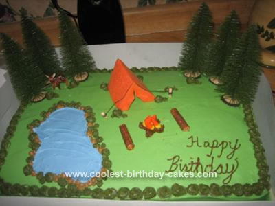 Campout Cake 10
