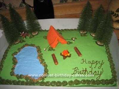Campout Cake 10