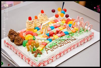 Fabulous Coolest Homemade Candyland Cakes Funny Birthday Cards Online Hendilapandamsfinfo