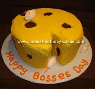 Boss's Cheese Cake