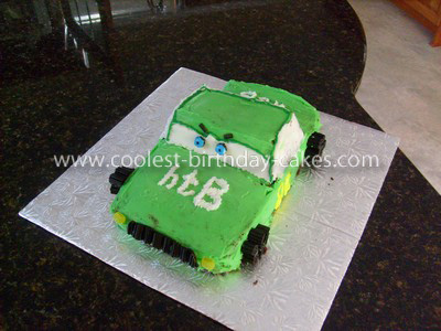 Homemade Chick Hicks Cake