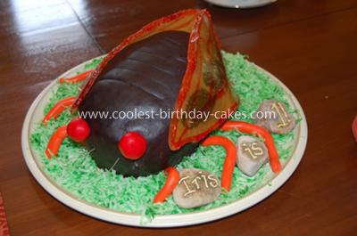 Coolest Cicada Cake