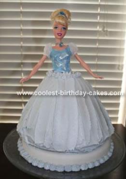 Malena's Cinderella Cake