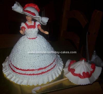 Stupendous Coolest Coca Cola Lady Cake Funny Birthday Cards Online Necthendildamsfinfo
