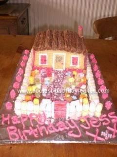 Homemade Cottage Cake