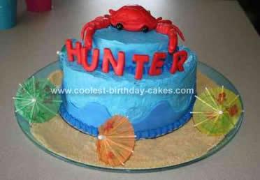 Stupendous Coolest Crab Cake Funny Birthday Cards Online Necthendildamsfinfo