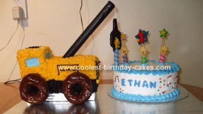 Crane Cake