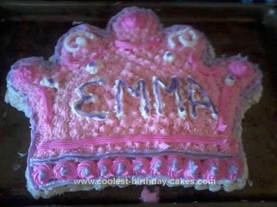 Fantastic Coolest Crown Birthday Cake Birthday Cards Printable Benkemecafe Filternl