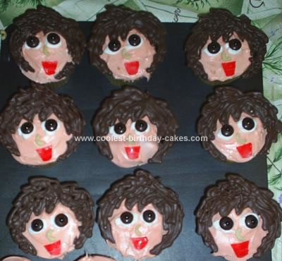 Homemade Diego Cupcakes
