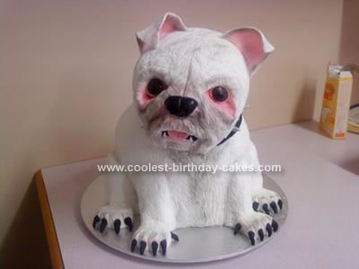 Dog Cake - Coolest Birthday Cake Images