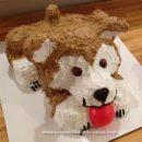 Homemade Doggie Cake