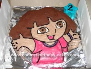 Havana's Dora Cake
