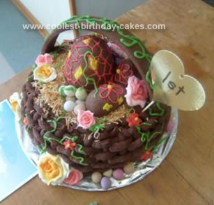 Coolest Easter Cake