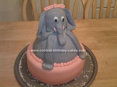 Girly Elephant