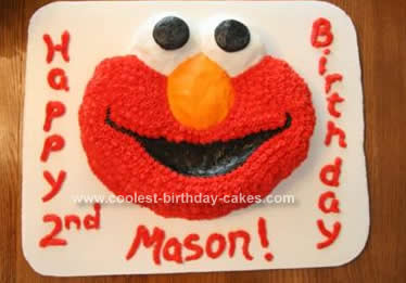 I Have Twin Boy Girl Grandchildren And Each Year Made Cakes That Coordinating Characters This Was Abby Cadabby An Elmo Birthday Cake