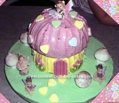 Fairy's House Cake
