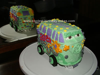 Homemade Fillmore Cake
