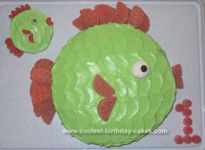 Homemade Fish Cake