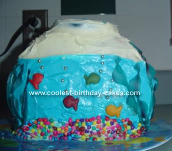 Fishbowl Cake