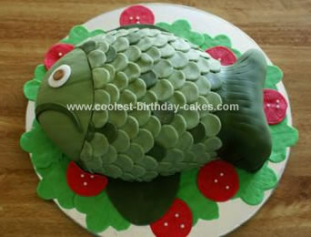 Homemade Fogerty The Fish Cake