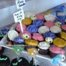 Homemade Garden Cupcakes