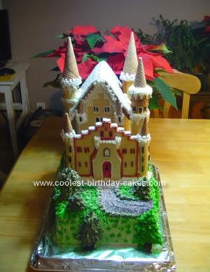Homemade German Castle