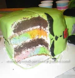 Homemade Gir Cake