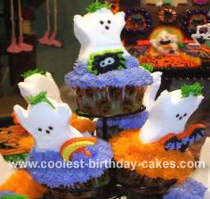 Not So Scary Ghosts!