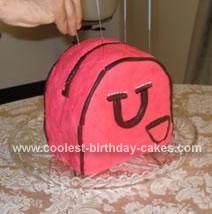 Mum's Handbag Cake