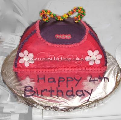 Coolest Handbag Cake