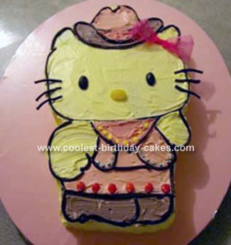 Hello Kitty (Country and Western)