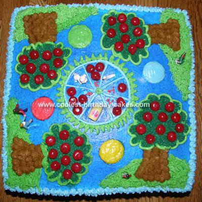 Hi Ho Cherry-O Cake