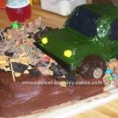 The Ultimate Off-Roading Cake