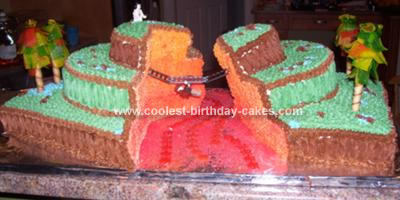 Astonishing Coolest Homemade Indiana Jones Cakes Funny Birthday Cards Online Inifodamsfinfo