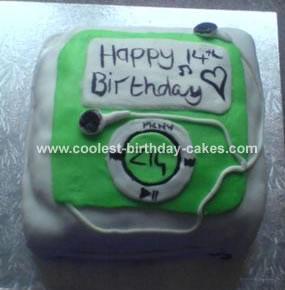 Ipod Cake