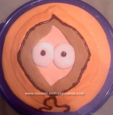 Homemade Kenny Cake