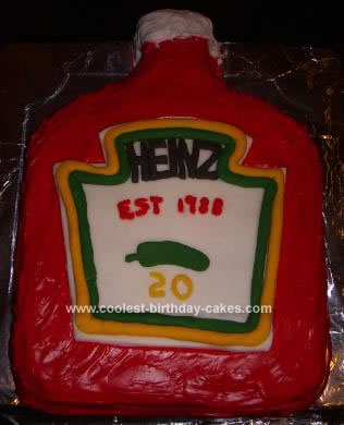 Homemade Ketchup Cake