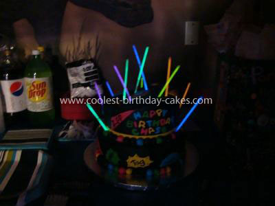 Laser Tag Birthday Party Decorations  from www.coolest-birthday-cakes.com