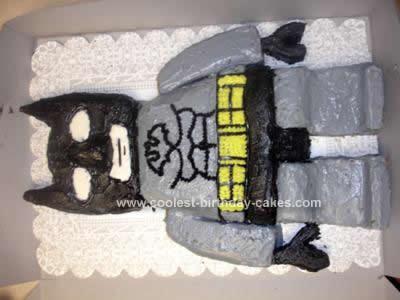Strange Coolest Lego Batman Birthday Cake Personalised Birthday Cards Akebfashionlily Jamesorg