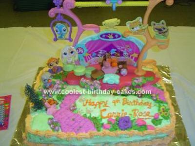 Littlest pet shop coloring pages buttercream cakes | 300x400