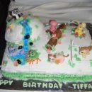 Homemade Littlest Pet Shop Toys Cake
