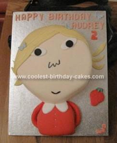 Homemade Lola Cake